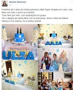 festa da julia