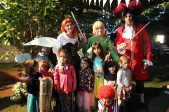 Festa Duda - Fadas e Piratas